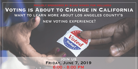 BWW Presents: Vote Center Placement Project tickets