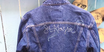 Embroidery 102: Embroidering Your Clothes