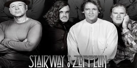 Stairway to Zeppelin with Jack Campbell Soup Sandwich & ZST tickets