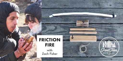 Friction Fire Workshop (7/7)
