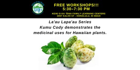 La'au Series w/Kumu Cody tickets
