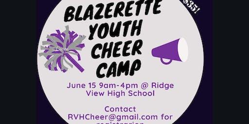 Blazerette Cheer Day Camp