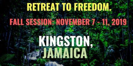 Retreat to Freedom: Kingston Edition tickets