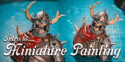 Intro to Miniature Painting