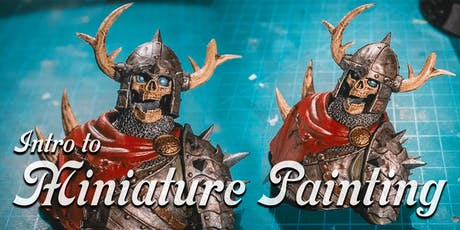 July Miniature Painting Workshop tickets