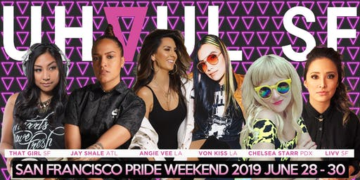 UHAUL SF FULL PRIDE WEEKEND 2019