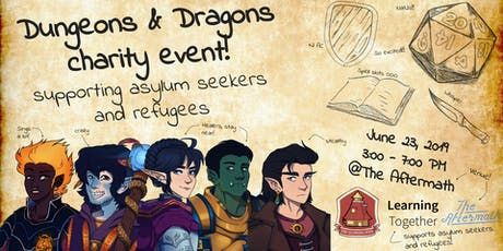 Dungeons & Dragons for Charity: Defeating Displacement tickets