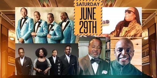 Juneteenth  Classic  Soul  Concert  Series