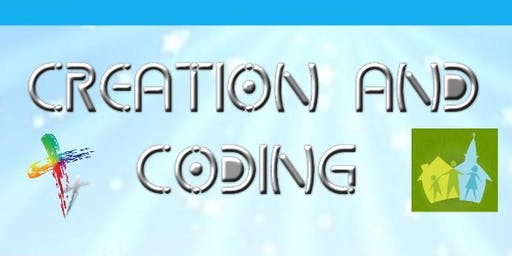 Summer Day Camp for Kids - Creation and Coding