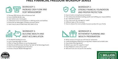 Edmond OK: Financial Foundation Workshops
