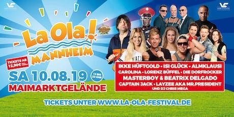 LaOla! Mannheim Tickets