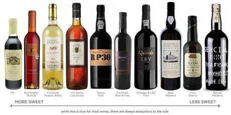 The Great Dessert Wines of the World tickets