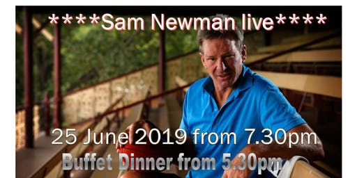 Sam Newman Live Show