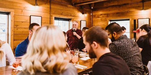 Fort Langley Brewmasters Dinner