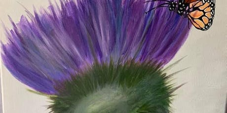 Paint A Thistle Glendiock tickets