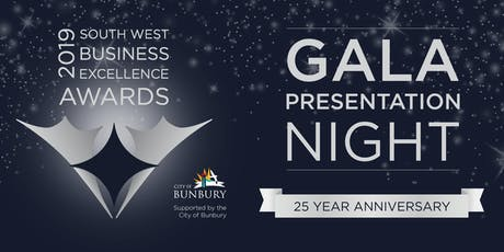 2019 South West Business Excellence Awards Gala Presentation Night tickets