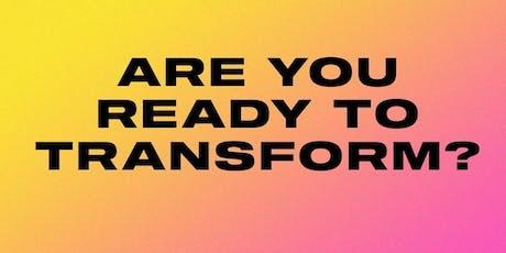 Transform Edmonton 2019 tickets