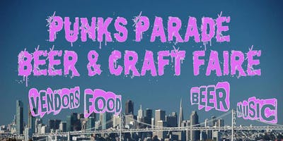 Punks Parade Beer & Craft Faire, Free!