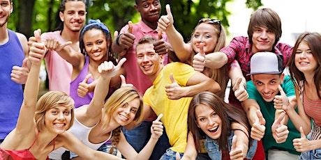 Mutcamp für junge Erwachsene Tickets