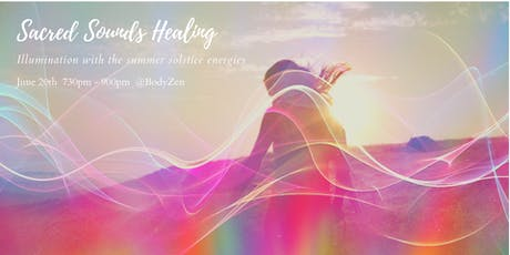 Solstice Blessing: Sacred Sounds Healing tickets