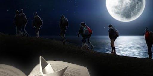 Trekking letterario al chiaro di luna con Alessandro Barbaglia