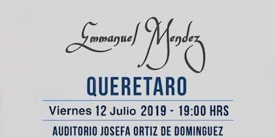 Emmanuel Mendez En Querétaro