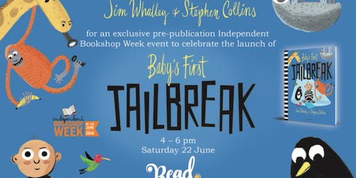 Baby's First Jailbreak Book Launch