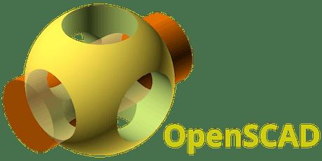 Modellazione 3D con OpenSCAD biglietti
