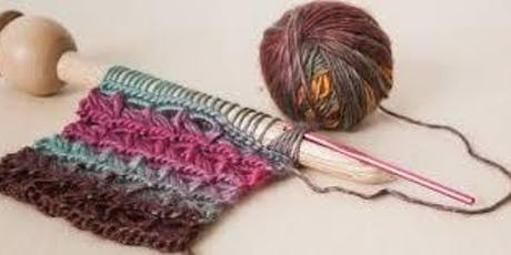 Broomstick Crochet tickets