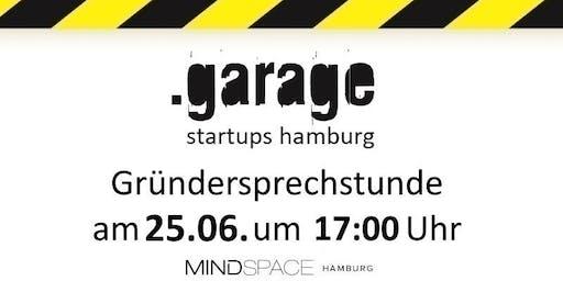 Gründersprechstunde / Startup Consultation