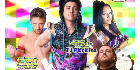 Wrestling GO: 3rd Anniversary w/ TJ Perkins tickets
