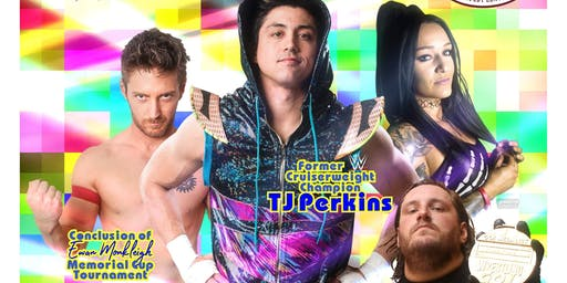 Wrestling GO: 3rd Anniversary w/ TJ Perkins
