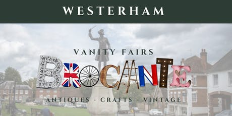 Vanity Fairs Brocante - Westerham tickets