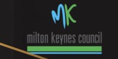 Milton Keynes Council Male Entrepreneur / Professional Seminar.