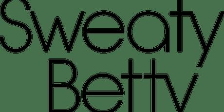 Sweaty Betty Yoga Brunch tickets