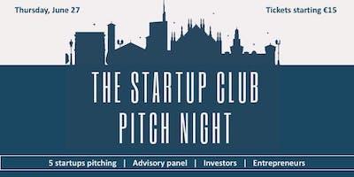 The Startup Club Pitch Night