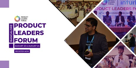 Product Leaders Forum Bangalore tickets
