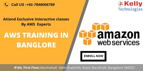 Free WorkShop Session On AWS  Training in Bnaglore tickets