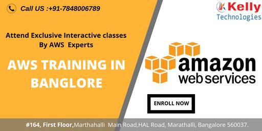 Free WorkShop Session On AWS  Training in Bnaglore