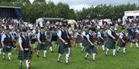 Howth Pipe Band Contest tickets