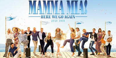 Dulwich Open Air Cinema - Mamma Mia: Here We Go Ag