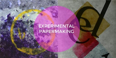 Rounds & Rectangles: Experimental Papermaking tickets
