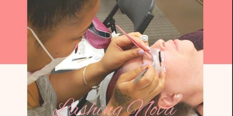 EYELASH TECHNICIAN TRAINING & CERTIFICATION - DELAWARE tickets
