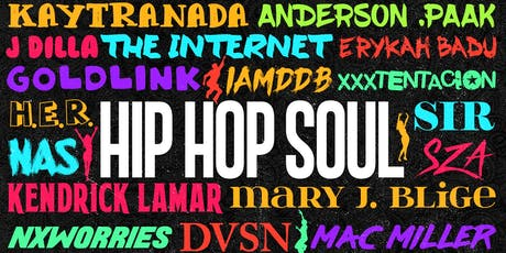 Hip Hop SOUL x19 tickets