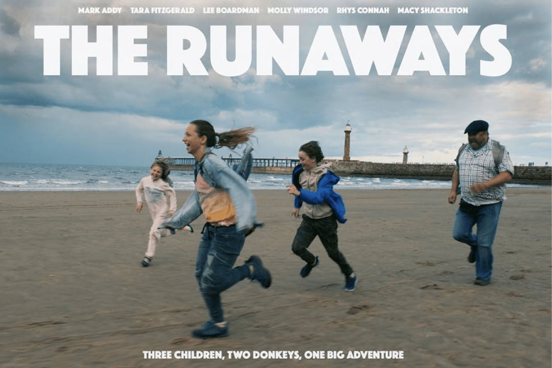 Norwich Film Festival 2019 The Runaways (12A)