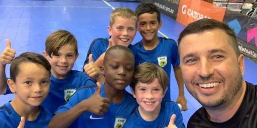 Soccer De Brazil Futsal Tournament