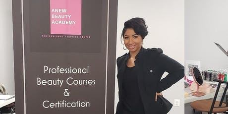 Pro Makeup Artistry Course tickets