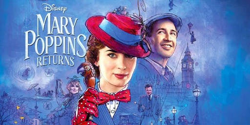 Dulwich Open Air Cinema - Mary Poppins Returns