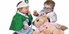 Paediatric First Aid Course for parents of SEN children aged 0 - 8 years