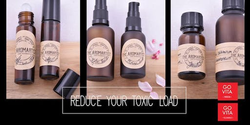 Reduce Your Toxic Load - DIY HOME & BODY PRODUCTS